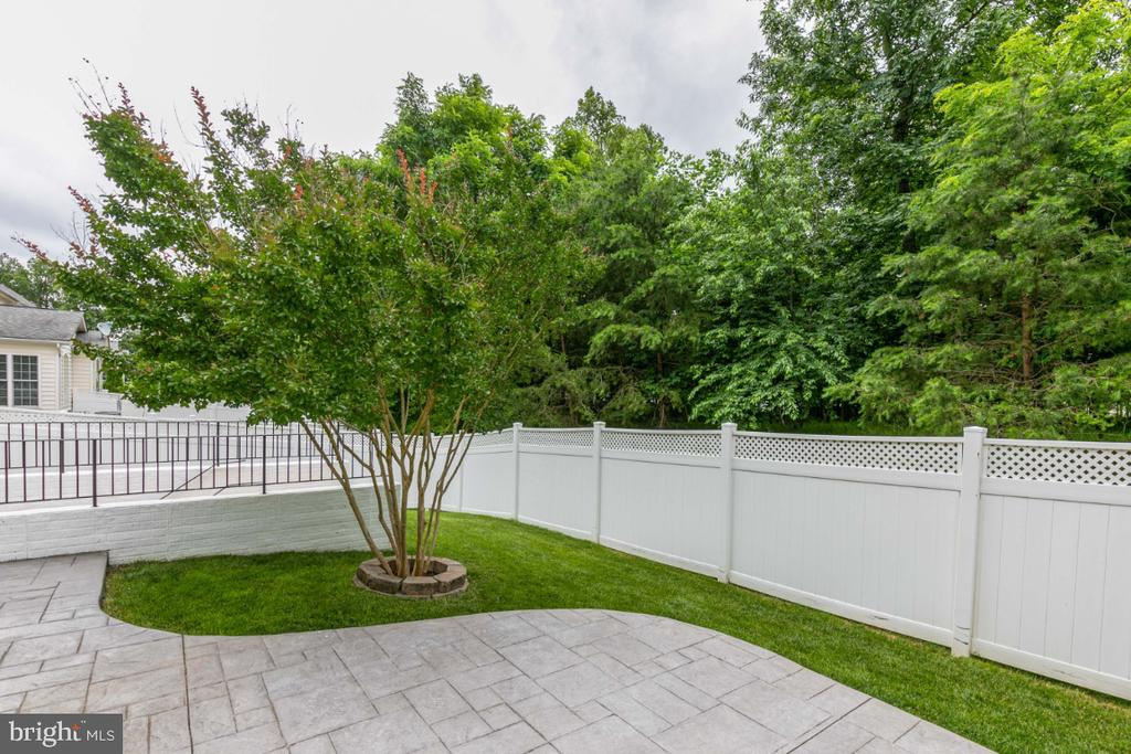 The perfect place to relax! - 43597 MERCHANT MILL TER, LEESBURG