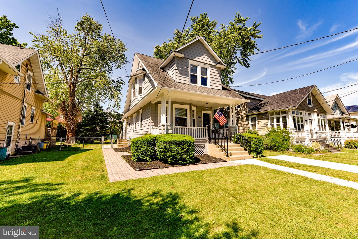 Duplex Homes for Sale at Audubon, New Jersey 08106 United States