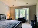 Master bedroom - 15 WENDOVER CT, STAFFORD