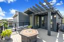 Private Roof deck - 717 HOBART PL NW, WASHINGTON