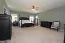 Master bedroom-Alt view - 20999 HONEYCREEPER PL, LEESBURG