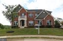 Front of gorgeous home! - 20999 HONEYCREEPER PL, LEESBURG