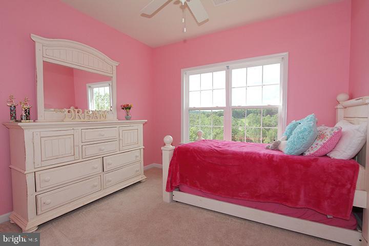 Bedroom #4 with Jack-n-Jill Bath - 20999 HONEYCREEPER PL, LEESBURG