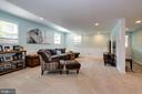 new carpeting, drywall, fresh apint - 3831 N ABINGDON ST, ARLINGTON