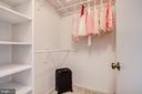 Master Bedroom Walk-In Closet - 5902 MOUNT EAGLE DR #1406, ALEXANDRIA
