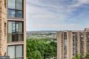 Panoramic Views in All Directions! - 5902 MOUNT EAGLE DR #1406, ALEXANDRIA