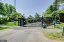 Back-Gate Entrance - Just 5 Minute Walk to Metro! - 5902 MOUNT EAGLE DR #1406, ALEXANDRIA