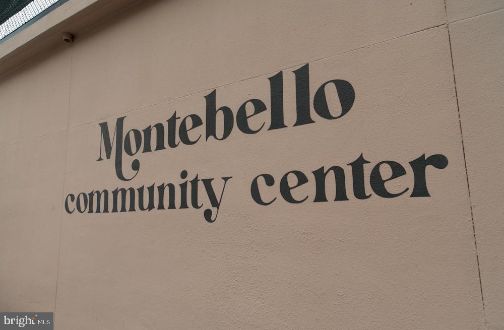 Montebello Community Center! - 5902 MOUNT EAGLE DR #1406, ALEXANDRIA