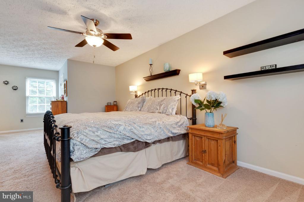 Master Bedroom - 109 N LAURA ANNE DR, STERLING