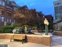 Courtyard Scene 1 - 24 COURTHOUSE SQ #810, ROCKVILLE