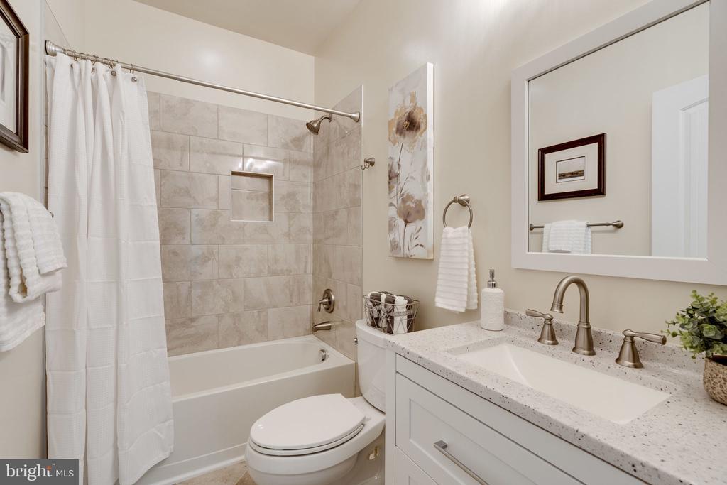 Bedroom 4 - Private Bath - 8506 SHADEWAY PL, SPRINGFIELD