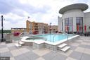 Pool - 1021 N GARFIELD ST #1030, ARLINGTON