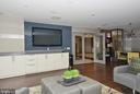 Lounge - TV room - 1021 N GARFIELD ST #1030, ARLINGTON