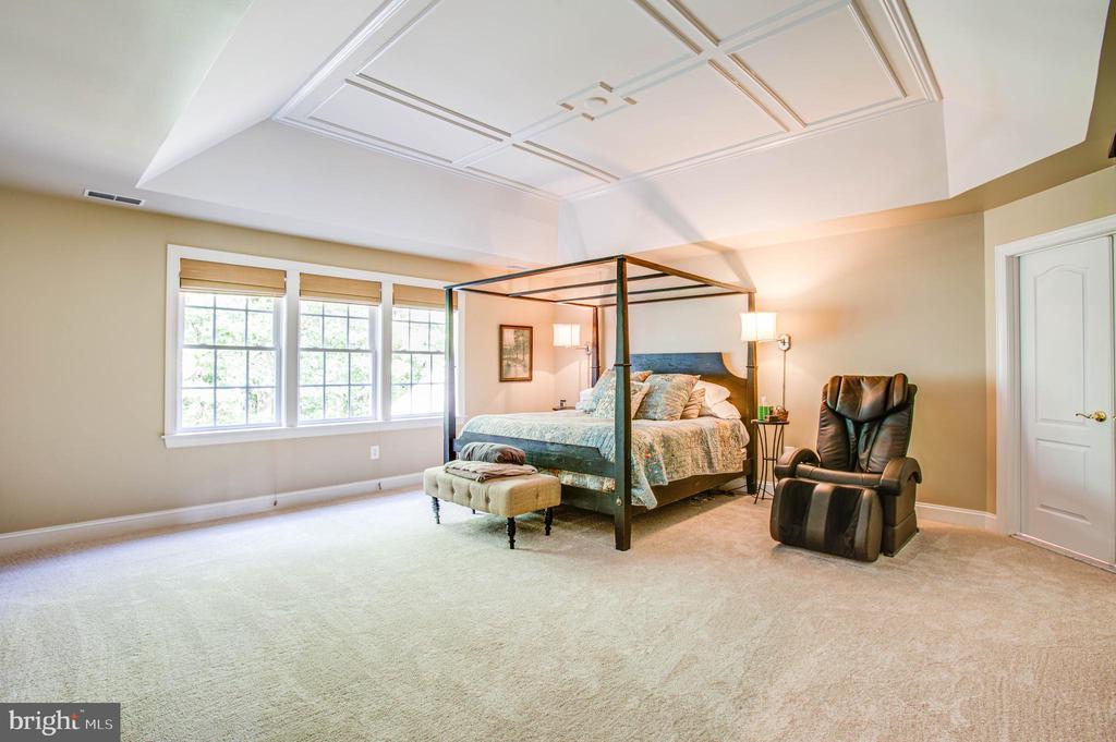 Master bedroom - 12103 SAWHILL BLVD, SPOTSYLVANIA