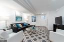 Recreation Room with Private Entrance - 2829 29TH ST NW, WASHINGTON