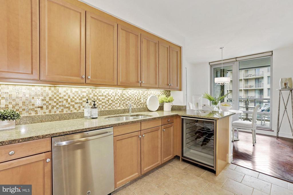 Kitchen - 1111 23RD ST NW #6A, WASHINGTON