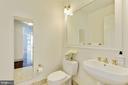 Powder Room - 1111 23RD ST NW #6A, WASHINGTON