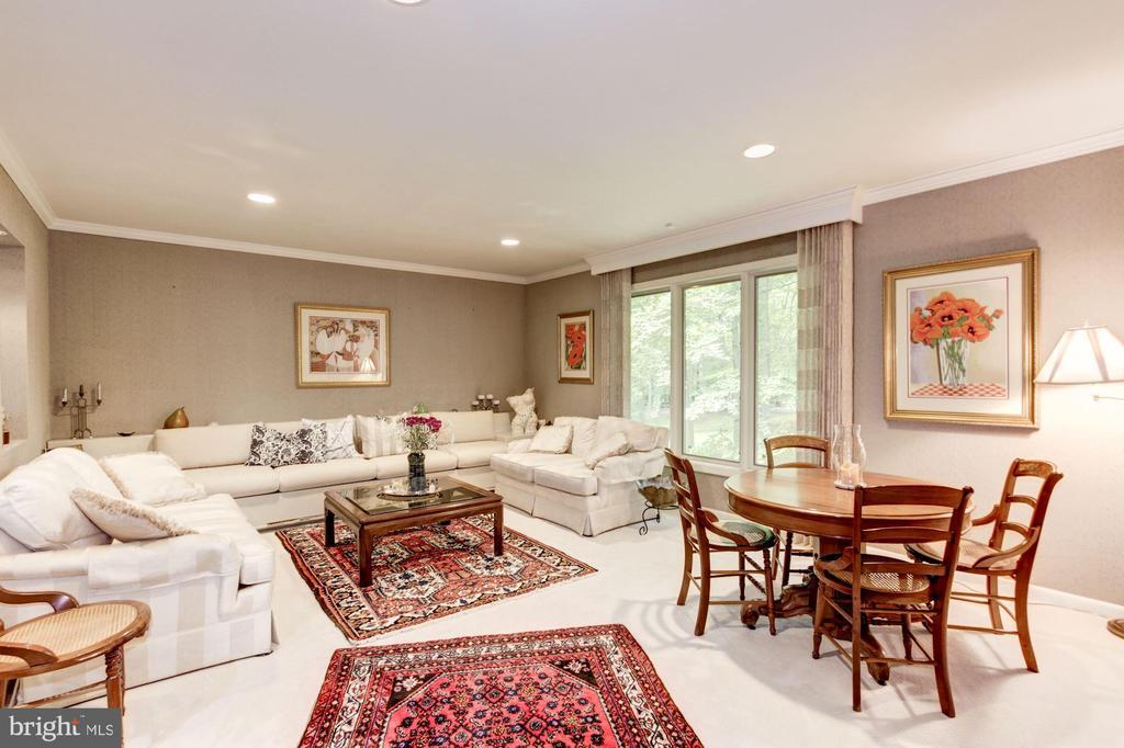 Interior - Living Room - 17007 BARN RIDGE DR, SILVER SPRING