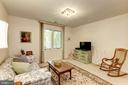 Upper Level Bedroom or Sitting room 2 - 17007 BARN RIDGE DR, SILVER SPRING