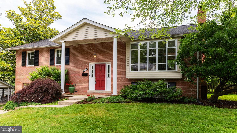 Single Family Homes για την Πώληση στο Annandale, Βιρτζινια 22003 Ηνωμένες Πολιτείες