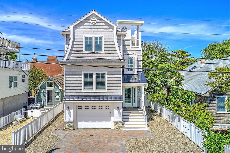 Single Family Homes için Satış at Beach Haven, New Jersey 08008 Amerika Birleşik Devletleri