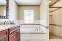 Master Bathroom - 4034 7TH ST S, ARLINGTON