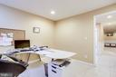 Basement office - 4034 7TH ST S, ARLINGTON