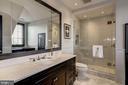 Bedroom #2 En-suite Bath - 2101 DUNMORE LN NW, WASHINGTON