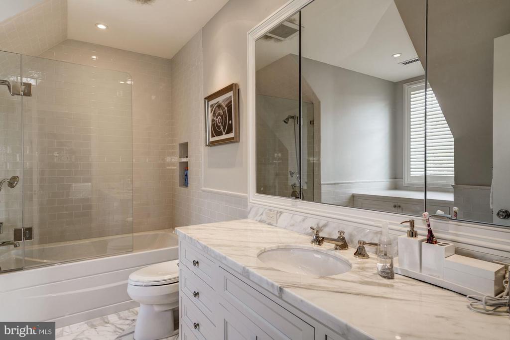 Bedroom #3 En-suite Bath - 2101 DUNMORE LN NW, WASHINGTON