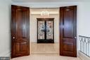 Master Suite Entrance - 2101 DUNMORE LN NW, WASHINGTON
