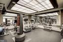 Gym - 2101 DUNMORE LN NW, WASHINGTON