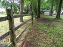 Fenced yard for fun, folly or furry friends. - 10118 S FULTON DR, FREDERICKSBURG