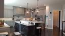 Gourmet Kitchen - 26592 MARBURY ESTATES DR, CHANTILLY