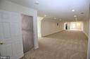 Third Level Family Room - 28500 RIDGE RD, MOUNT AIRY