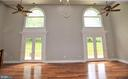 Family Room Full of Custom Features - 28500 RIDGE RD, MOUNT AIRY