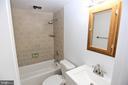 Au Pair / In Law Guest House Full Bathroom - 28500 RIDGE RD, MOUNT AIRY