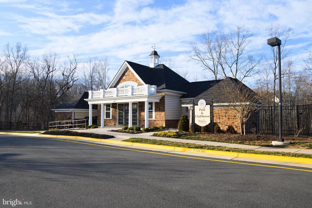 Colonial Forge Clubhouse - 160 BURLEY ST #101, STAFFORD