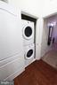 Oversized stackable washer and dryer - 160 BURLEY ST #101, STAFFORD