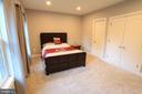 Upper-Level Bedroom 1 - 10713 JONES ST, FAIRFAX