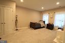 Upper-Level Master Bedroom #2 - 10713 JONES ST, FAIRFAX