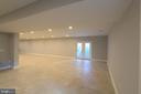 Basement - Walk-Up Stairs - 10713 JONES ST, FAIRFAX