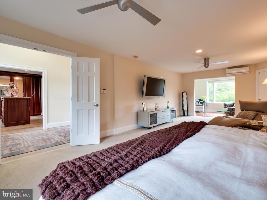 Master bedroom - 112 5TH ST SE, WASHINGTON