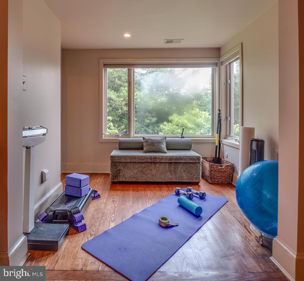 Workout / yoga space - 112 5TH ST SE, WASHINGTON