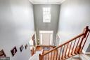 Two story foyer gleaming with natural light. - 43259 LECROY CIR, LEESBURG