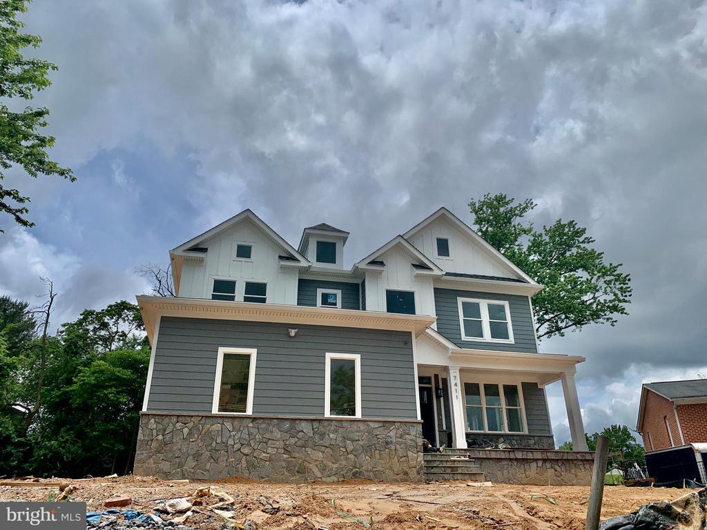 Update on Construction - 7411 NIGH RD, FALLS CHURCH