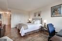 MASTER BEDROOM - 3101 NEW MEXICO AVE NW #1009, WASHINGTON