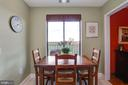 TABLE SPACE  IN KITCHEN - 3101 NEW MEXICO AVE NW #1009, WASHINGTON