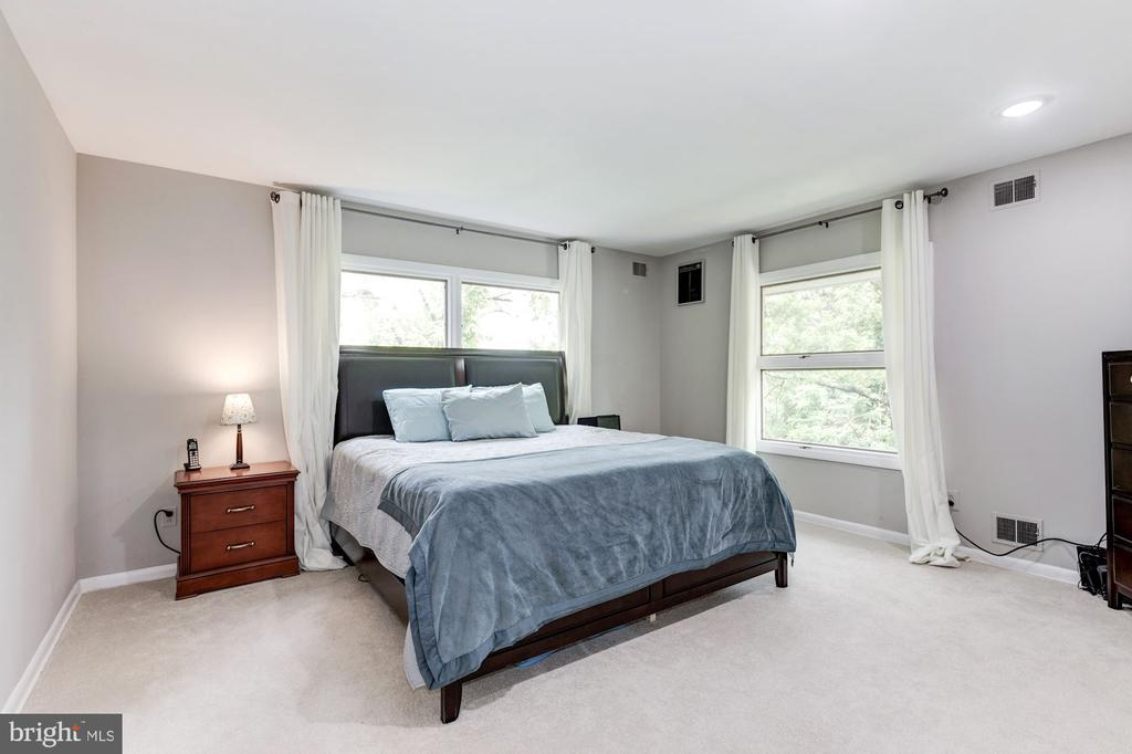Master bedroom - 6244 COLUMBIA PIKE, FALLS CHURCH