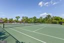 Community tennis courts - 25635 LAUGHTER DR, ALDIE