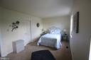 Master Bedroom w/Direct Access to Hall Bath - 8826 CHALLENGE WALK, FREDERICK